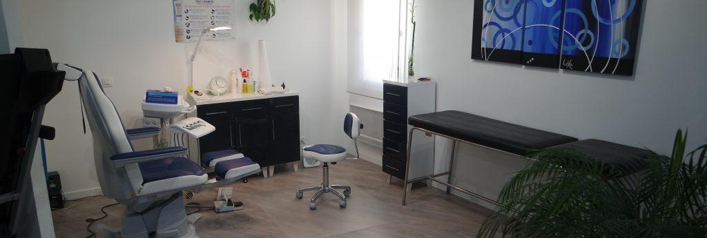 Cabinet podologie à Lambersart